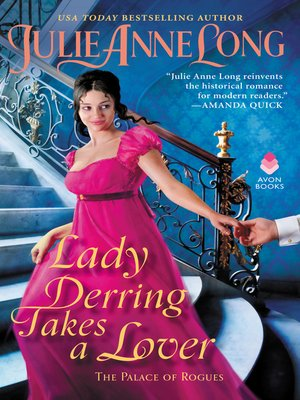 cover image of Lady Derring Takes a Lover