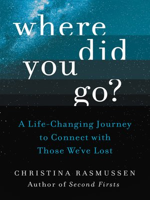 cover image of Where Did You Go?
