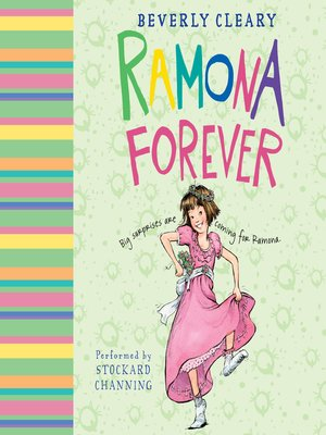 cover image of Ramona Forever