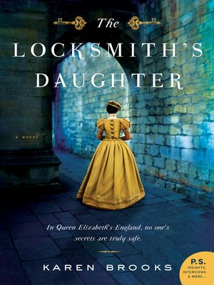 cover image of The Locksmith's Daughter