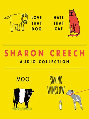 cover image of The Sharon Creech Audio Collection