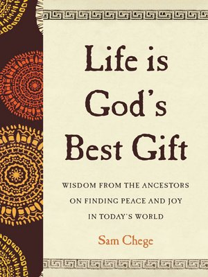 cover image of Life Is God's Best Gift