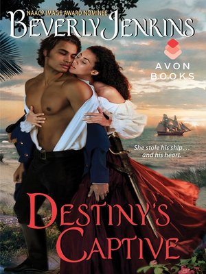 cover image of Destiny's Captive