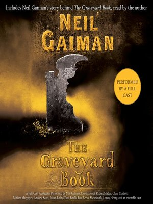 cover image of The Graveyard Book