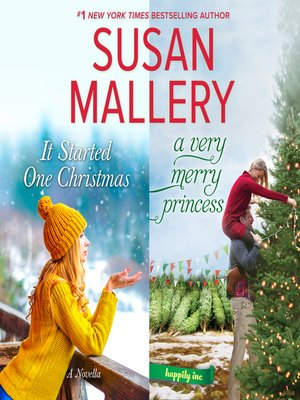 cover image of It Started One Christmas & a Very Merry Princess