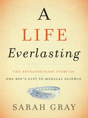 cover image of A Life Everlasting