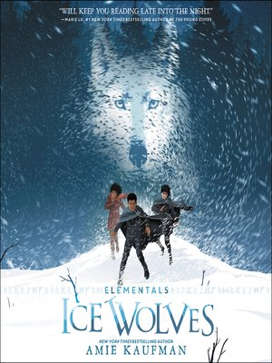 cover image of Ice Wolves