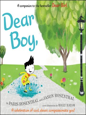 cover image of Dear Boy