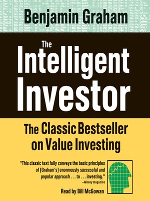 Intelligent Investor Benjamin Ebook