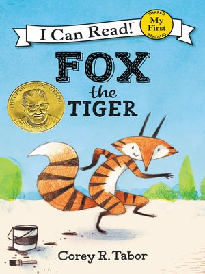 cover image of Fox the Tiger