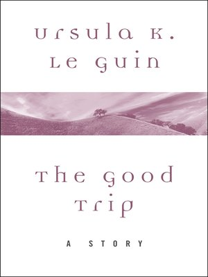 cover image of The Good Trip