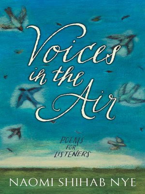 cover image of Voices in the Air