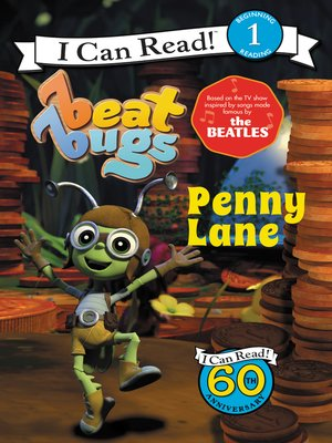 cover image of Beat Bugs
