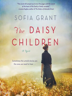 cover image of The Daisy Children