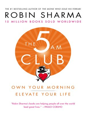 cover image of The 5 AM Club