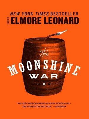 cover image of The Moonshine War
