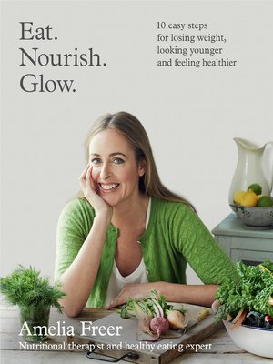 cover image of Eat, Nourish, Glow