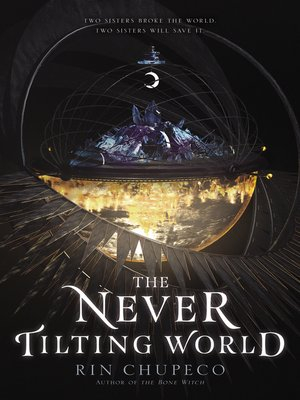 cover image of The Never Tilting World