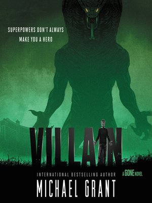 cover image of Villain