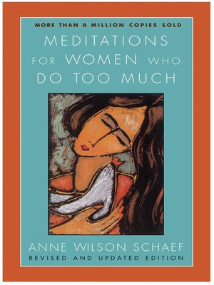 cover image of Meditations for Women Who Do Too Much--Revised Edition