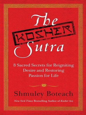 cover image of The Kosher Sutra