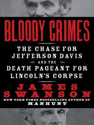 cover image of Bloody Crimes