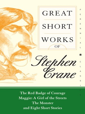 cover image of Great Short Works of Stephen Crane