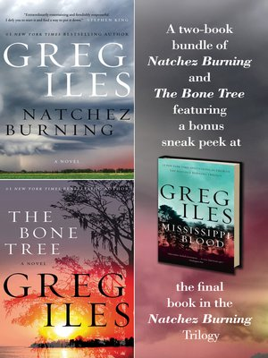cover image of Natchez Burning + Bone Tree Bundle