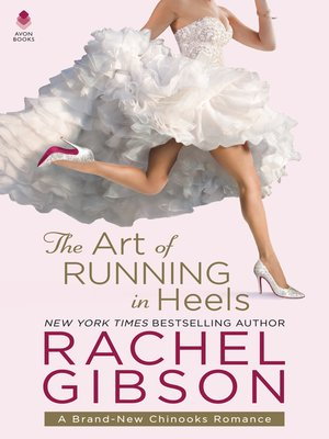 cover image of The Art of Running in Heels