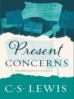 cover image of Present Concerns