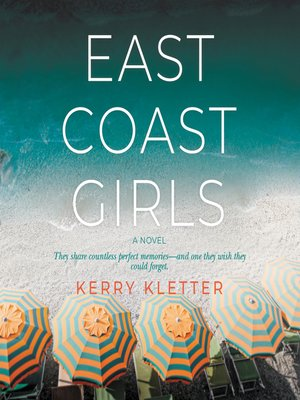 cover image of East Coast Girls