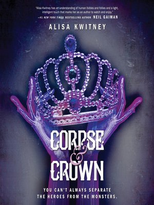 cover image of Corpse & Crown