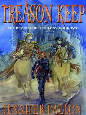 cover image of Treason Keep