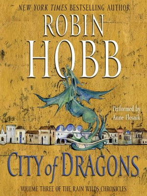 cover image of City of Dragons