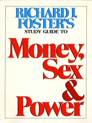 cover image of Money Sex and Power Study Guide