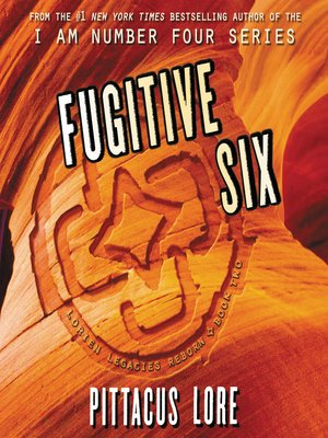 cover image of Fugitive Six
