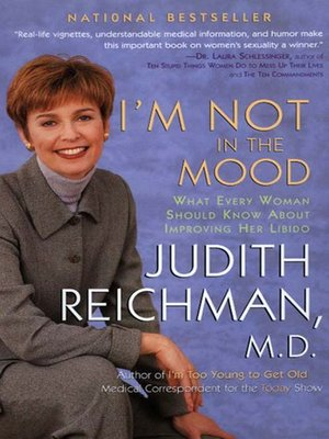 cover image of I'm Not in the Mood