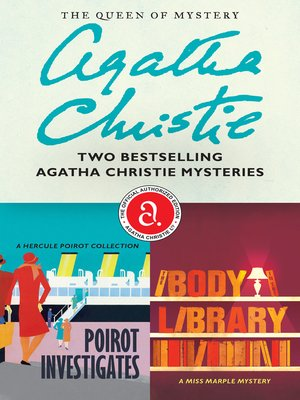 cover image of Poirot Investigates & the Body in the Library Bundle