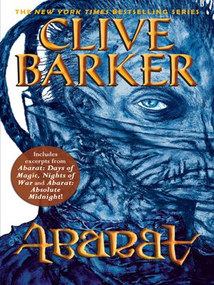 cover image of Abarat with Bonus Material