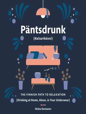 cover image of Pantsdrunk