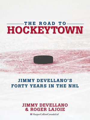 cover image of The Road to HockeyTown