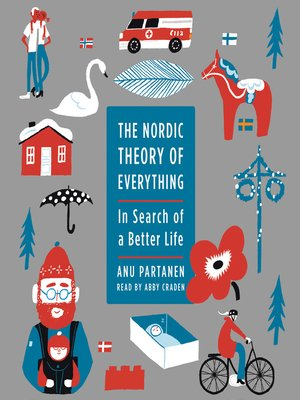 cover image of The Nordic Theory of Everything