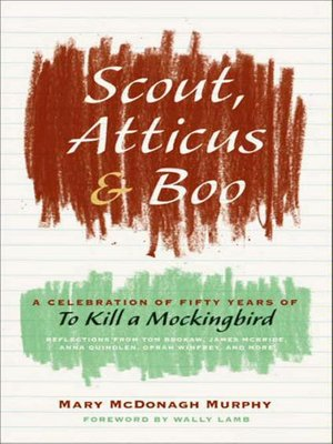 cover image of Scout, Atticus, & Boo