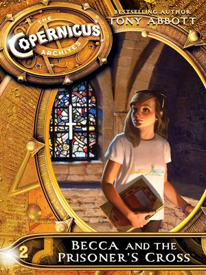 cover image of Becca and the Prisoner's Cross