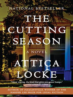 cover image of The Cutting Season