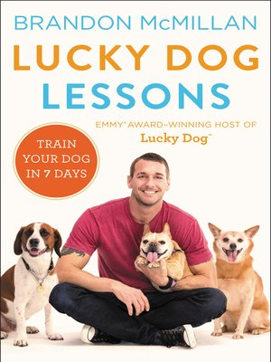 cover image of Lucky Dog Lessons