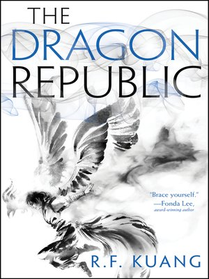 cover image of The Dragon Republic