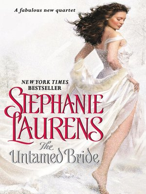 cover image of The Untamed Bride