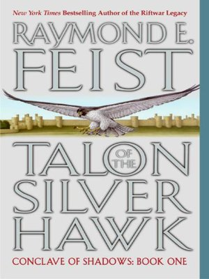 cover image of Talon of the Silver Hawk