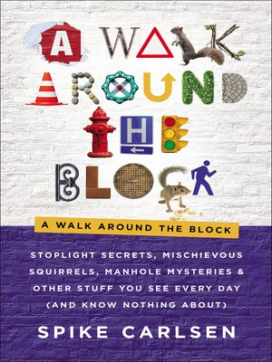 cover image of A Walk Around the Block